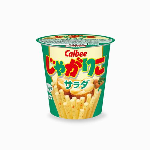 재팬픽-[CALBEE] 카루비 일본 대표 간식 자가리코 3가지맛