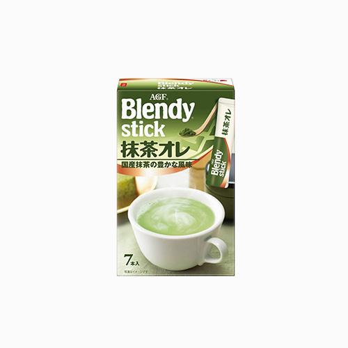 japantop-[AGF] 브랜디 스틱커피 맛차 , 녹차 7개입