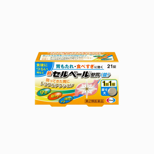 japantop-[EISAI] 신 세루베루 위장보호제 36정
