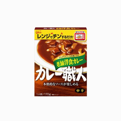 japantop-[GLICO] 쇼쿠닌 전통양식 카레 170g