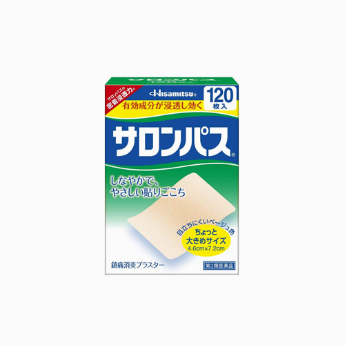 japantop-[HISAMITSU] 샤론파스 120매