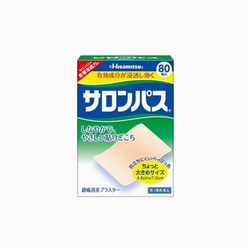 japantop-[HISAMITSU] 샤론파스 80매