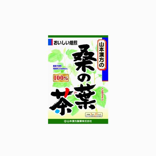 재팬픽-[YAMAMOTO] 마시는 뽕잎 차 100% 3g x 20포