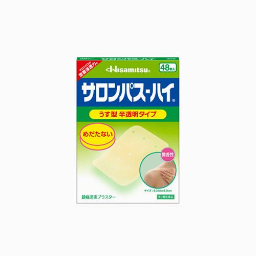 japantop-[HISAMITSU] 샤론파스 하이 48매