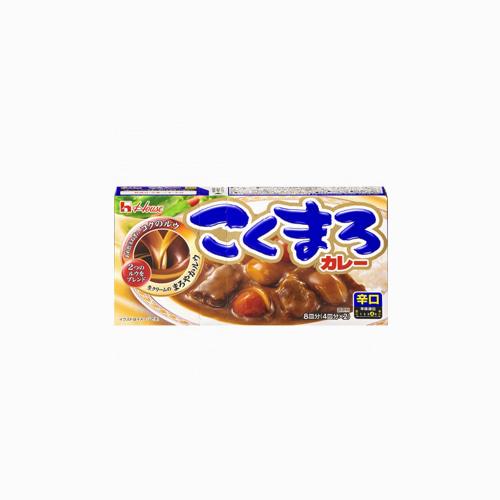 japantop-[HOUSE] 고쿠마루카레 매운맛 140g
