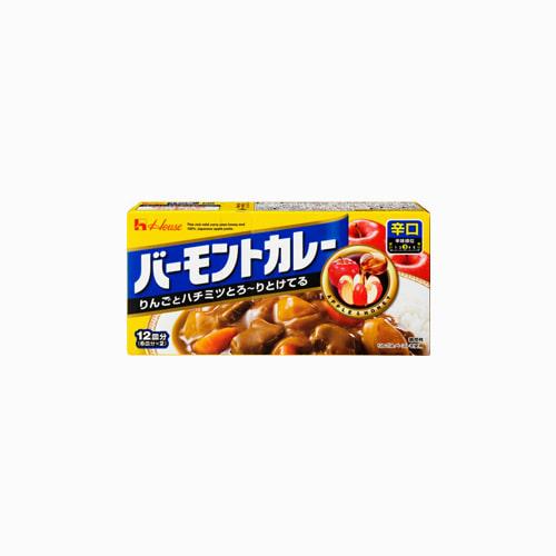 재팬픽-[HOUSE] 바몬드카레 매운맛  230g