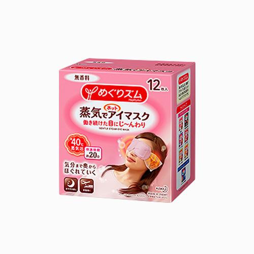 japantop-[KAO] 메구리즘 아이마스크 12매