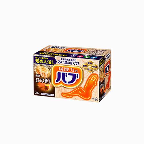 japantop-[KAO] 버블 허브 입욕제 노송의향기 20봉
