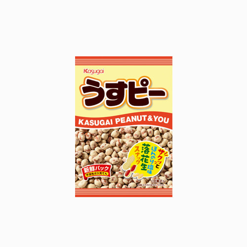 japantop-[KASUGAI] 카스가이 우스피, 땅콩스낵 89g