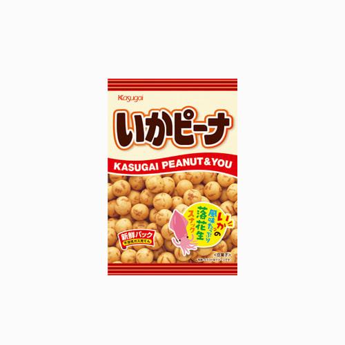 japantop-[KASUGAI] 카스가이 이카피나, 오징어땅콩 85g