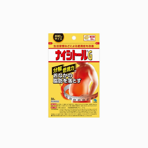 japantop-[KOBAYASHI] 나이시토루 G 84정