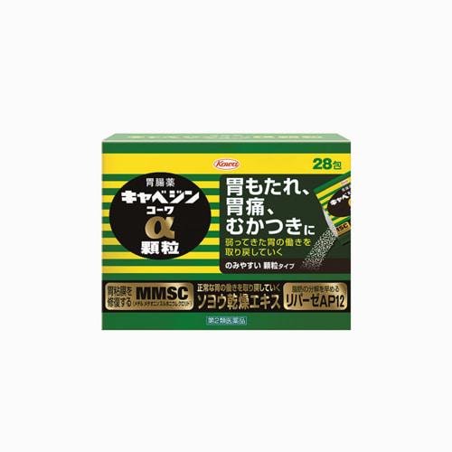 재팬픽-[KOWA] 카베진 코아 알파 28포, 위장보조제