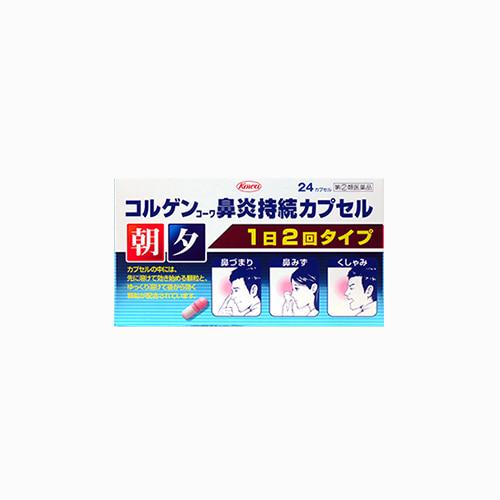 japantop-[KOWA] 코루겐 비염 지속 24캡슐