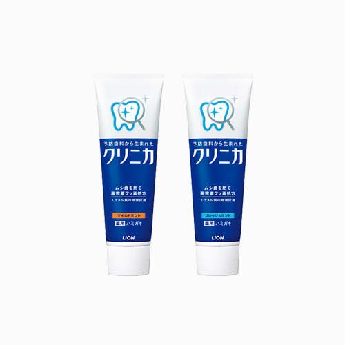 japantop-[LION] 클리니카 치약 130g 2가지향