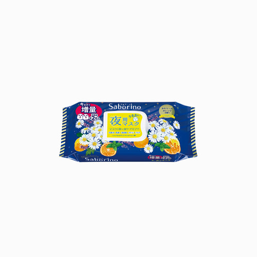 japantop-[BCL] 사보리노 밤용 마스크팩 카모마일 오렌지 향 32매