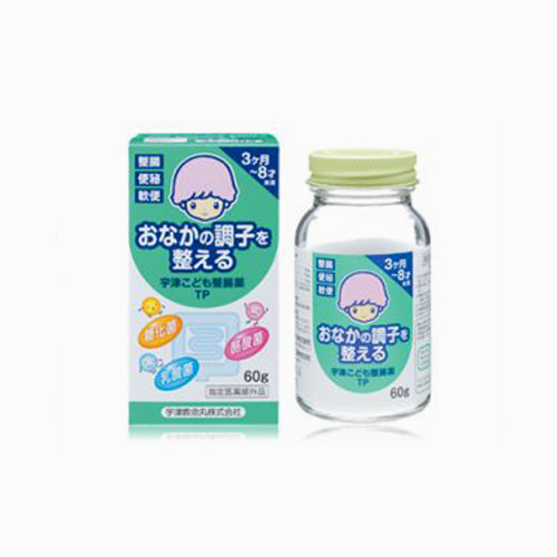 japantop-[UZUKYUMEIGAN] 우즈 어린이 정장약 TP 60g