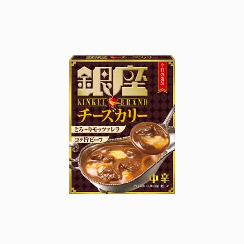 japantop-[MEIJI] 긴자 치즈카레 180g