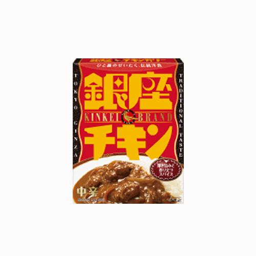 japantop-[MEIJI] 긴자 치킨카레 150g