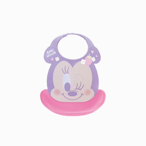 japantop-[NISHIKI KASEI] 미니 마우스 방수 턱받이