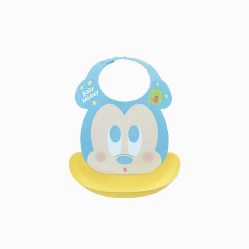 japantop-[NISHIKI KASEI] 미키 마우스 방수 턱받이