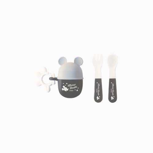 japantop-[NISHIKI KASEI] 미키 마우스 스푼, 포크 세트