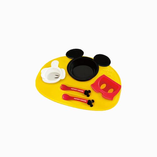 japantop-[NISHIKI KASEI] 미키 마우스 식판 6P