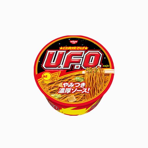 재팬픽-[NISSIN] 닛신 UFO 야끼소바 라면