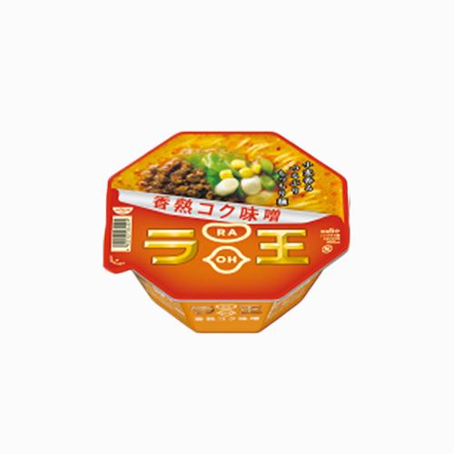japantop-[NISSIN] 닛신 라면 라오 된장 컵라면