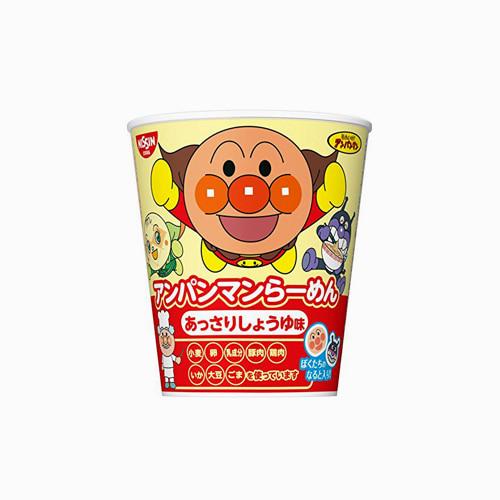 재팬픽-[NISSIN] 닛신 라면 호빵맨 간장맛 라면
