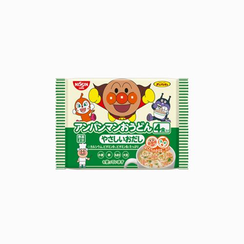 japantop-[NISSIN] 닛신 호빵맨 4개입 우동 라면