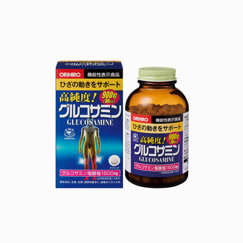 japantop-[ORIHIRO] 고순도 글루코사민 900정 90일분