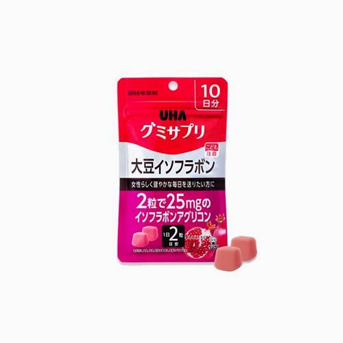 japantop-[UHA] 서플리 젤리 10일분 대두 이소 플라본