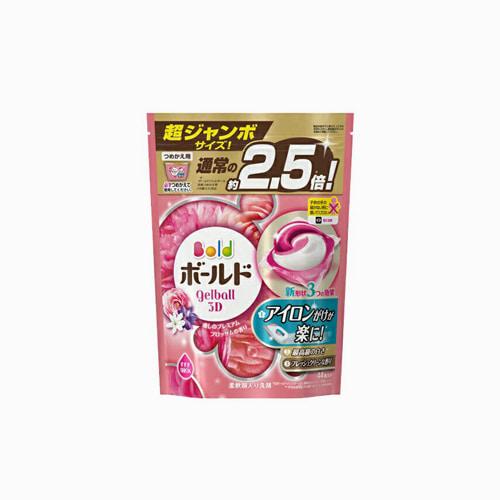 japantop-[P&G] 보르도 캡슐세제 젤볼 핑크 플로랄사본향 리필 44개입