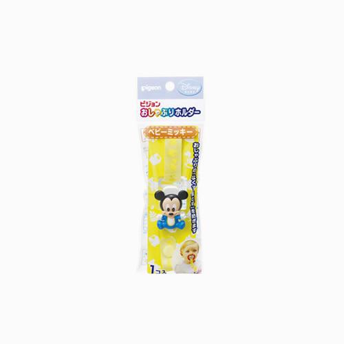 japantop-[PIGEON] 피죤 귀여운 미키마우스 공갈꼭지 홀더