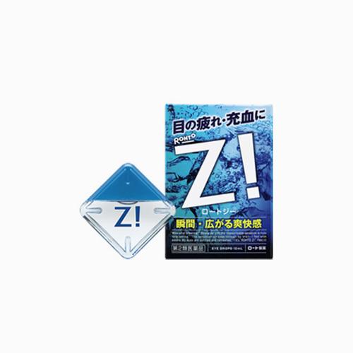 재팬픽-[ROHTO] 로토 지 Z-b 안약 12ml
