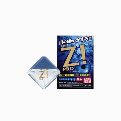 재팬픽-[ROHTO] 로토 지프로 Z PRO-c안약 12ml