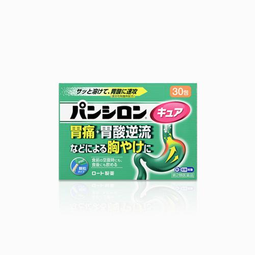 japantop-[ROHTO] 판시론 큐어 SP 30포, 위장보조제