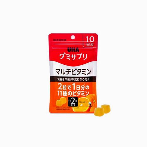 japantop-[UHA] 서플리 젤리 10일분 멀티비타민