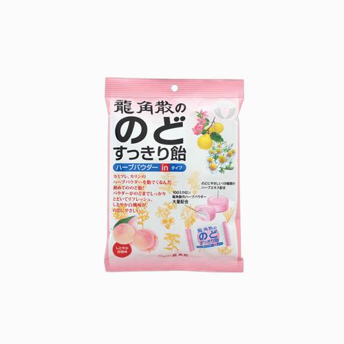 japantop-[RYUKAKUSAN] 용각산 캔디 3가지맛 허브 파우더 in 타입