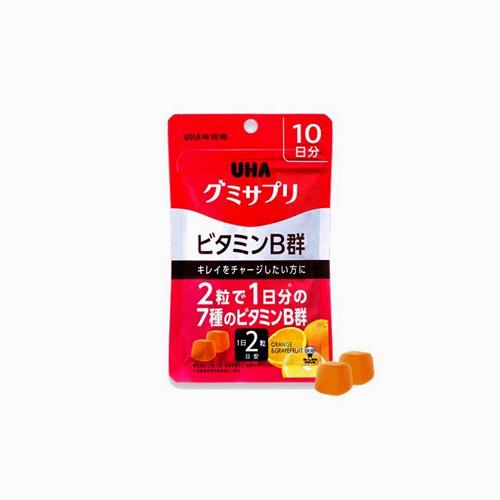 japantop-[UHA] 서플리 젤리 10일분 비타민 B군