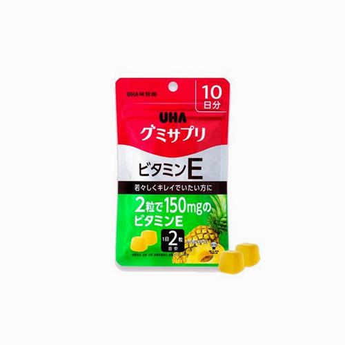 japantop-[UHA] 서플리 젤리 10일분 비타민 E