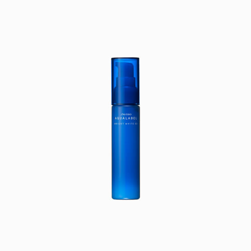 japantop-[SHISEIDO] 시세이도 아쿠아 라벨 브라이트 화이트 EX 기미 예방 미용액 45ml