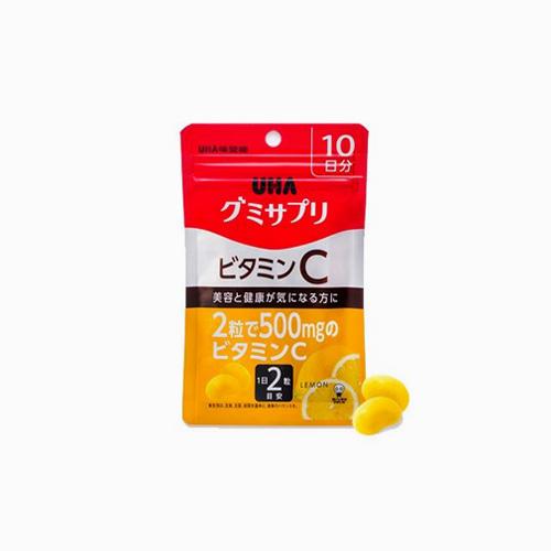 japantop-[UHA] 서플리 젤리 10일분 비타민C