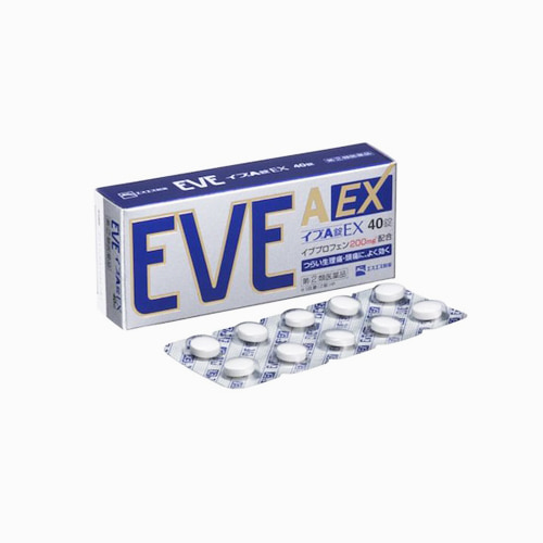 japantop-[SSP] EVE A EX, 이브 A EX 20정, 종합진통제