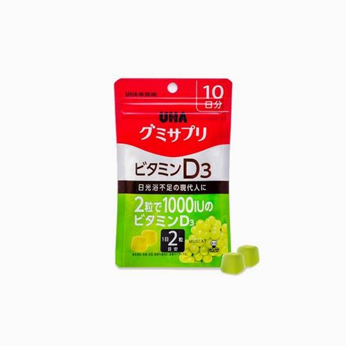 japantop-[UHA] 서플리 젤리 10일분 비타민D3
