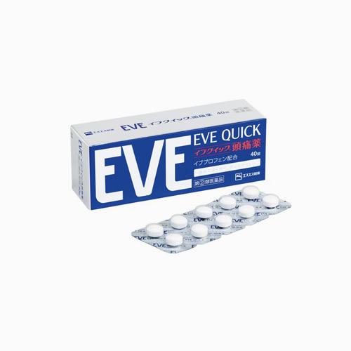 재팬픽-[SSP] EVE QUICK, 이브 퀵 40정, 종합진통제
