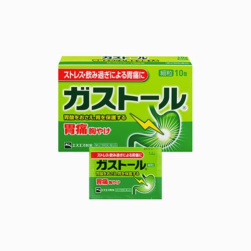 japantop-[SSP] 가스토루 10포, 위장보조제
