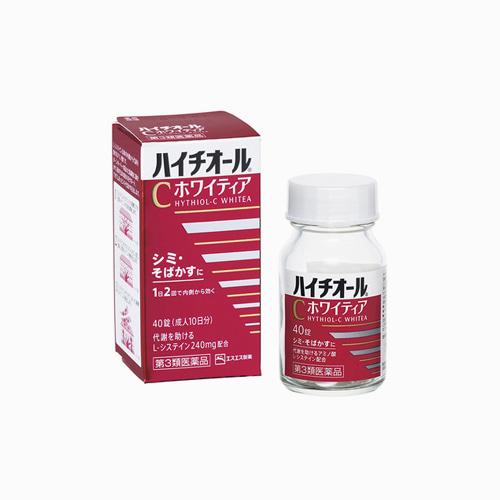 japantop-[SSP] 하이치올 C 화이티아 40정