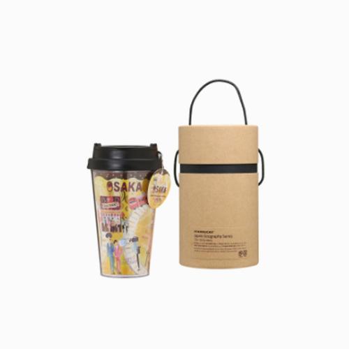 japantop-[STARBUCKS] 스타벅스 오사카 한정 텀블러 355ml
