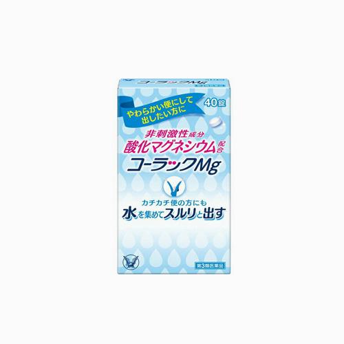 japantop-[TAISHO] 다이쇼 코락쿠 Mg 변비약 40정